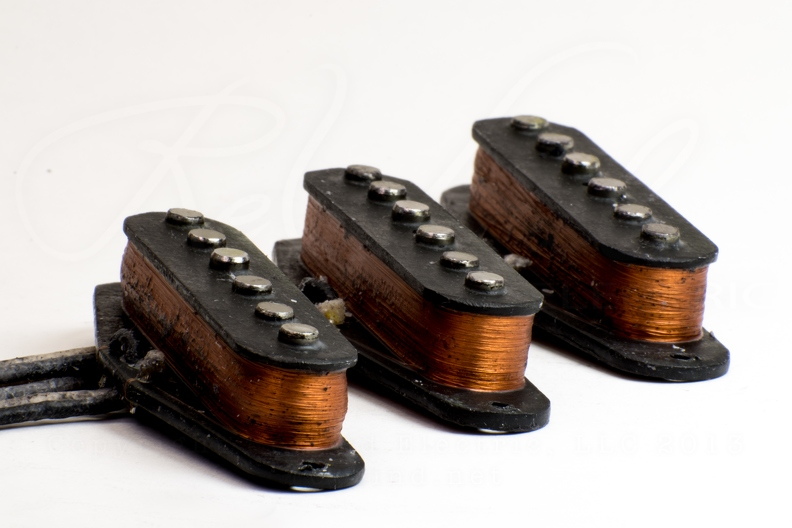 ReWind Electric Retro Wound Pickups / Stratocaster Style